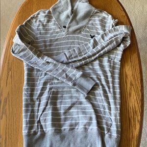 American Eagle High Collar Sweater